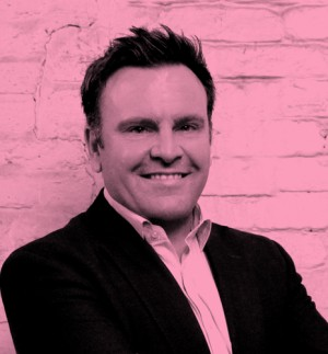 Neil Hooper - Managing Director Steelite International EMEA